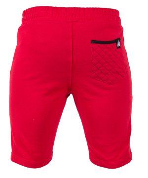 Fitness Shorts Heren Rood - Gorilla Wear Los Angeles-2