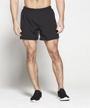 Fitness Shorts Heren Zwart 6inch - Pursue Fitness-1