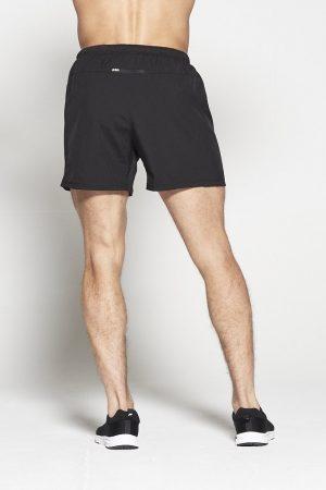 Fitness Shorts Heren Zwart 6inch - Pursue Fitness-2