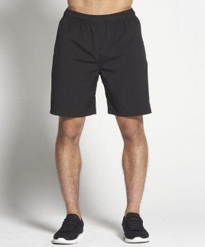 Fitness Shorts Heren Zwart 8inch - Pursue Fitness-1