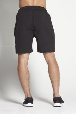 Fitness Shorts Heren Zwart 8inch - Pursue Fitness-2