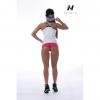 Fitness Singalet Dames Wit – Nebbia 243-2
