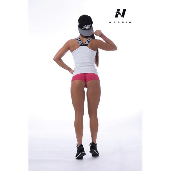 Fitness Singalet Dames Wit - Nebbia 243-2