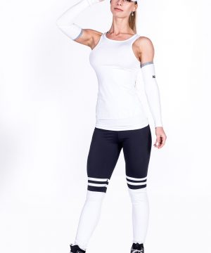 Fitness Singlet Dames Wit - Nebbia 268-3