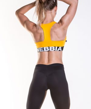 Fitness Sporttop Dames Geel - Nebbia 207 Supplex-2