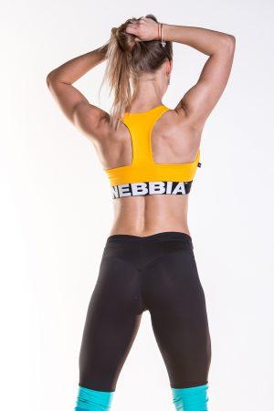 Fitness Sporttop Dames Geel - Nebbia 207 Supplex-2