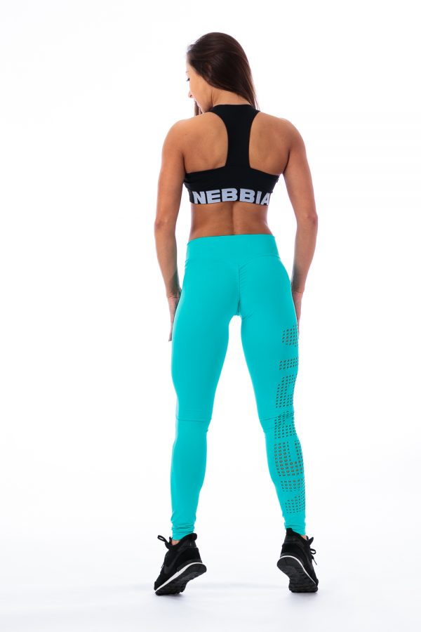 Fitness Sporttop Dames Zwart - Nebbia 207 Supplex-2