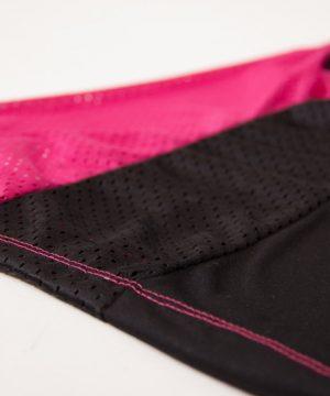 Fitness Tanktop Dames zwart roze - Gorilla Wear Marianna-5