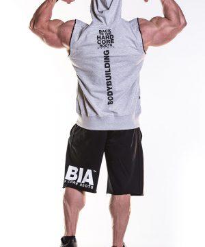 Fitness Tanktop Heren Grijs - Nebbia 316-2