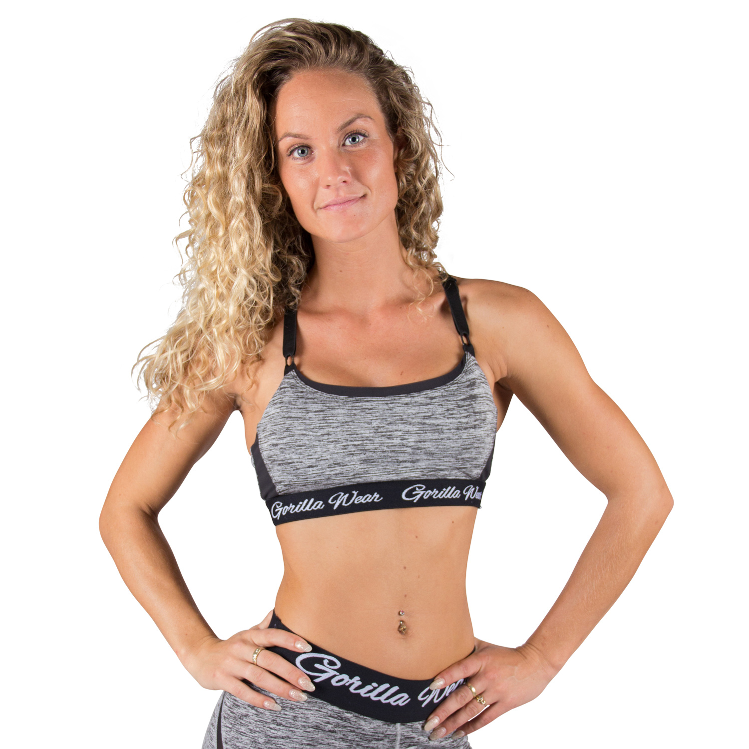 Fitness Top Dames Aurora Gorilla Wear