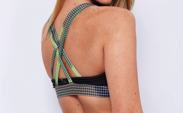Fitness Top Dames Camo - Mfit-2