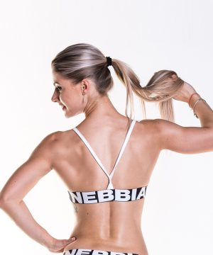 Fitness Top Dames Khaki - Nebbia Bra 267-2