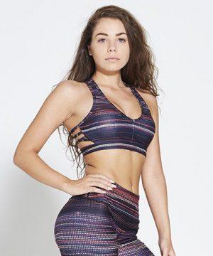 Fitness Top Dames Zwart - Pursue Fitness Allure Black Ice-2