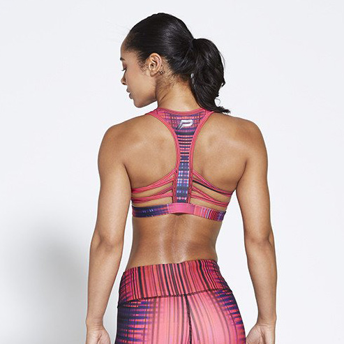 Fitness Top Dames Roze - Pursue Fitness Allure Empower Pink-2