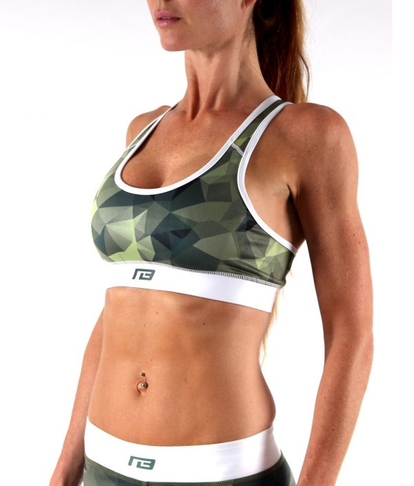 Fitness Top Dames Survivor - Muscle Brand-1
