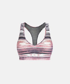 Fitness Top Dames Wit Roze - Pursue Fitness Allure Coral Pink-3