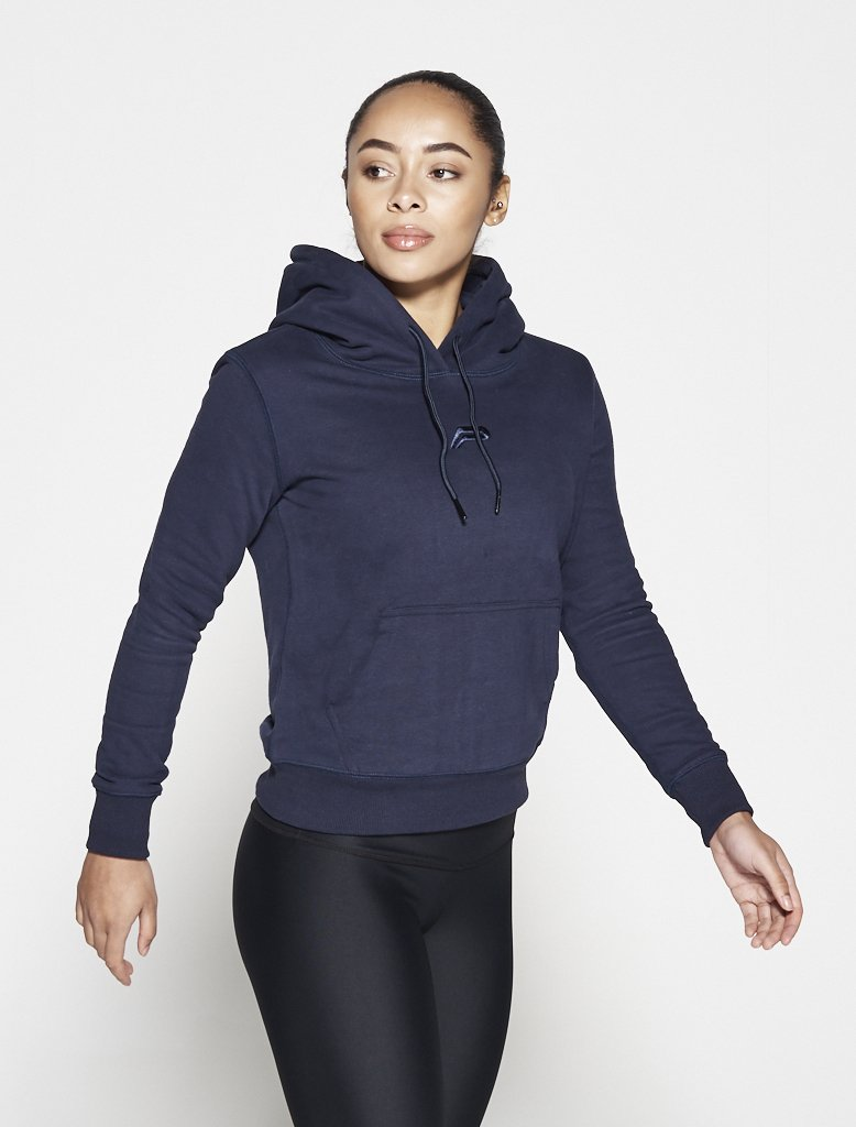Trui Blauw Dames.Fitness Trui Dames Dames Blauw Pursue Fitness Fitnesskledingshop Com