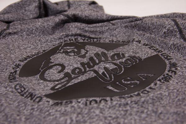 Fitness Trui Dames Grijs Shawnee - Gorilla Wear-6