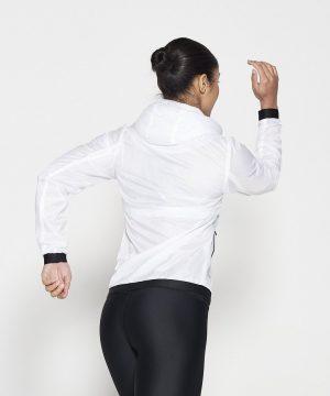 Fitness Vest Dames Wit - Pursue Fitness Running Jacket-4