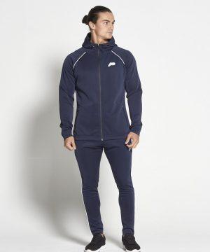 Fitness Vest Heren Blauw Breatheasy - Pursue Fitness-1