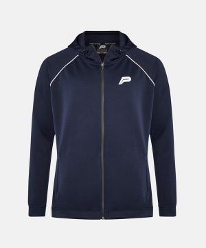 Fitness Vest Heren Blauw Breatheasy - Pursue Fitness-3