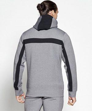 Fitness Vest Heren Donkergrijs Hybrid - Pursue Fitness-2
