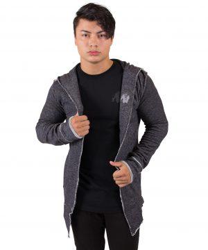 Fitness Vest Heren Grijs Bolder - Gorilla Wear-1