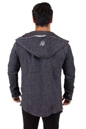 Fitness Vest Heren Grijs Bolder - Gorilla Wear-2