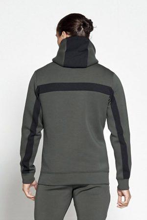 Fitness Vest Heren Khaki Hybrid - Pursue Fitness-2