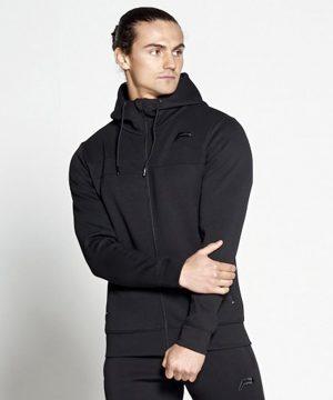 Fitness Vest Heren Zwart Hybrid - Pursue Fitness-1