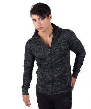 Fitness Vest Heren Zwart Keno - Gorilla Wear-1