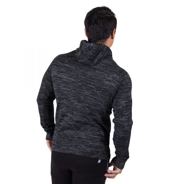 Fitness Vest Heren Zwart Keno - Gorilla Wear-3