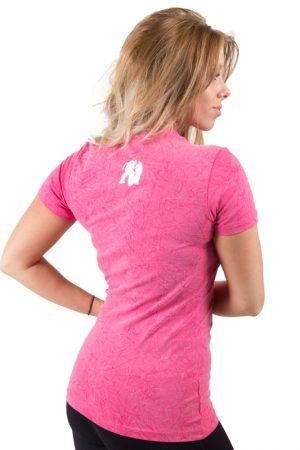 Fitness t-shirt Dames Camden - Gorilla Wear-2