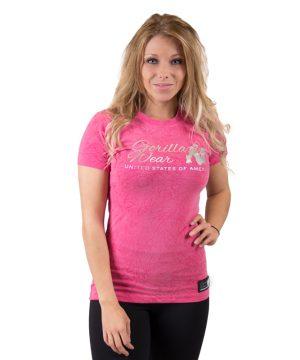 Fitness t-shirt Dames Camden - Gorilla Wear-3