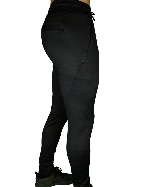 Bodybuilding-Broek-Perform-Zwart-Disciplined-Apparel-2