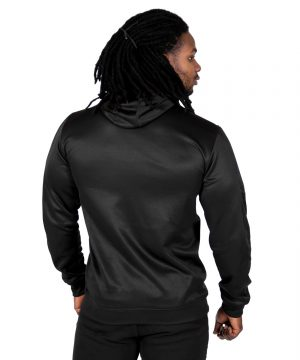Bodybuilding-Jacket-Jefferson-Zwart-Grijs-Gorilla-Wear-2
