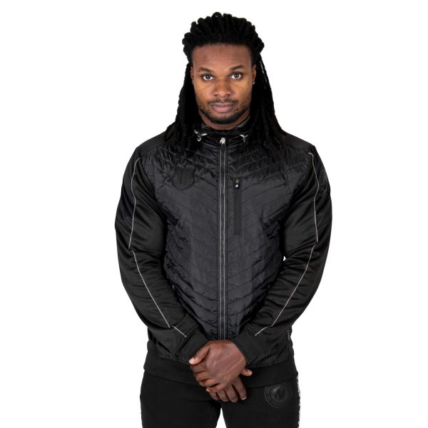 Bodybuilding-Jacket-Jefferson-Zwart-Grijs-Gorilla-Wear-3