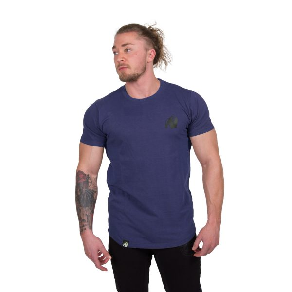 Bodybuilding-T-shirt-Bodega-Blauw-Gorilla-Wear-1