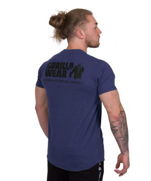 Bodybuilding-T-shirt-Bodega-Blauw-Gorilla-Wear-2