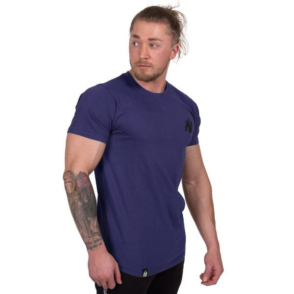Bodybuilding-T-shirt-Bodega-Blauw-Gorilla-Wear-3