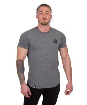 Bodybuilding-T-shirt-Bodega-Grijs-Gorilla-Wear-1