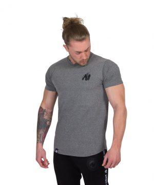 Bodybuilding-T-shirt-Bodega-Grijs-Gorilla-Wear-3