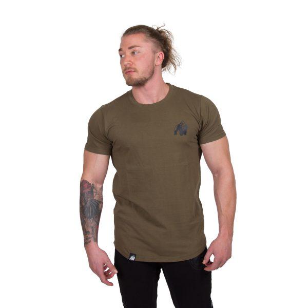 Bodybuilding-T-shirt-Bodega-Groen---Gorilla-Wear-1Bodybuilding-T-shirt-Bodega-Groen-Gorilla-Wear-1