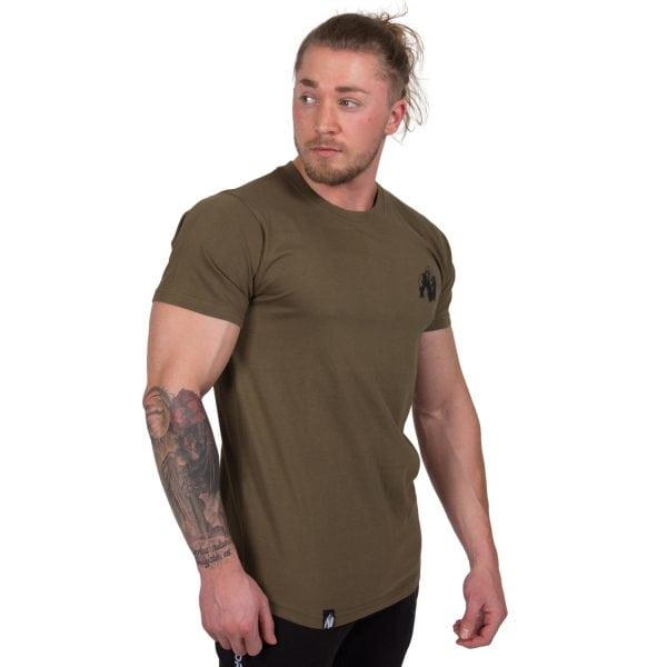 Bodybuilding-T-shirt-Bodega-Groen-Gorilla-Wear-3