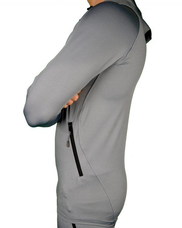 Bodybuilding-Vest-Perform-Grijs-Disciplined-Apparel-2