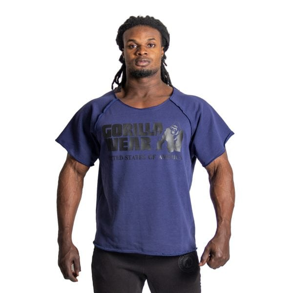 Bodybuilding-Work-Out-Top-Blauw-Gorilla-Wear-1