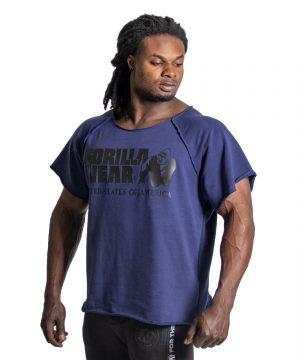 Bodybuilding-Work-Out-Top-Blauw-Gorilla-Wear-3