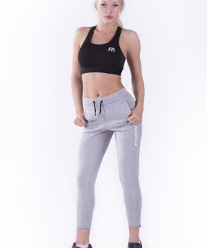 Fitness Broek Dames Grijs - Fitness Authority-1
