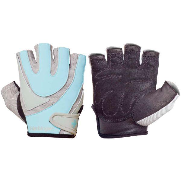 Fitness-Handschoenen-Vrouw-Training-Grip---Harbinger