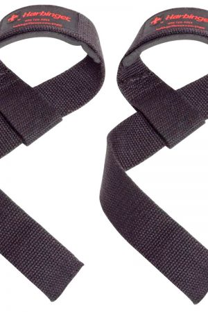 Lifting-Straps-Padded-Katoen---Harbinger